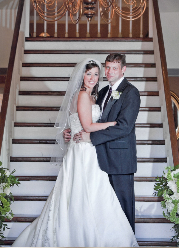AMANDA SIMMONS, Thomas Boulton Wed at White Oak Plantation ...