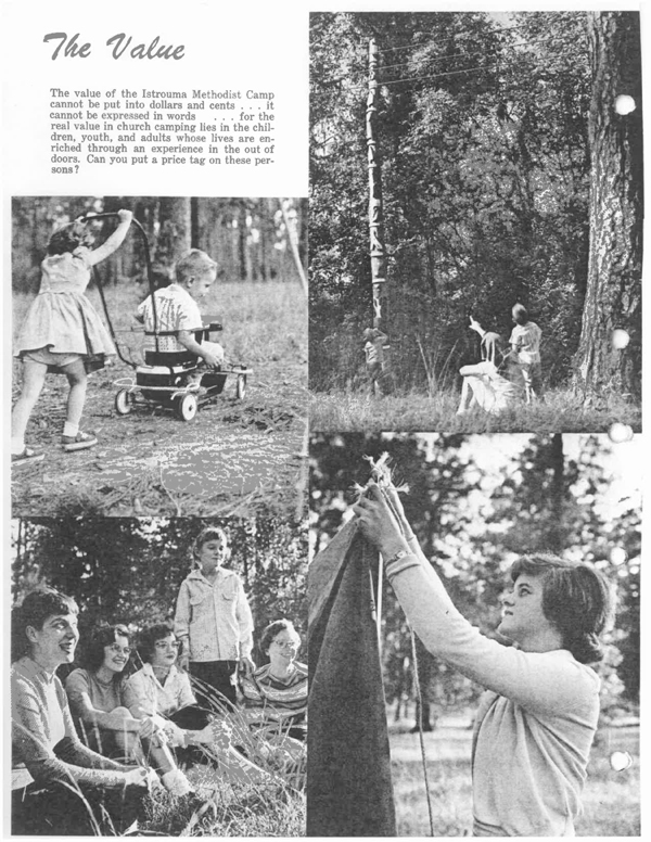 Boy Scouts to Church Groups: A History of Camp Istrouma