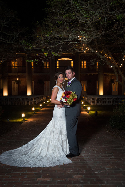 Sarah DeJean And Cody Hunt Married At White Oak Plantation
