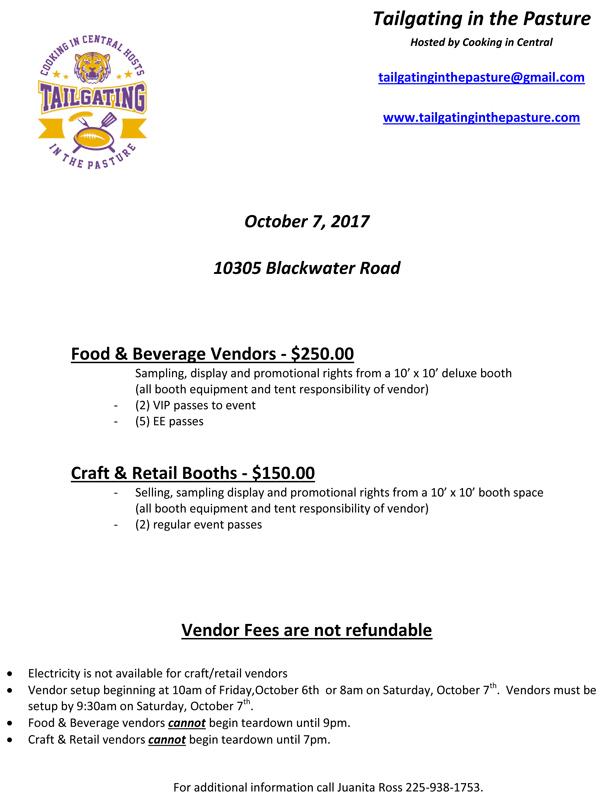FallTailgateEventVENDORPackagesInfo-2017 Vendors 3b