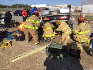 D 6 extrication